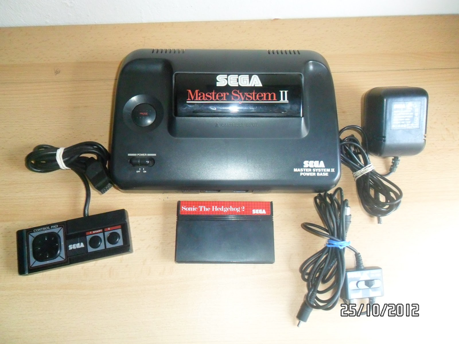 Lolailo Ocasion Vendo Cambio Compro Consola Sega Master System Ii