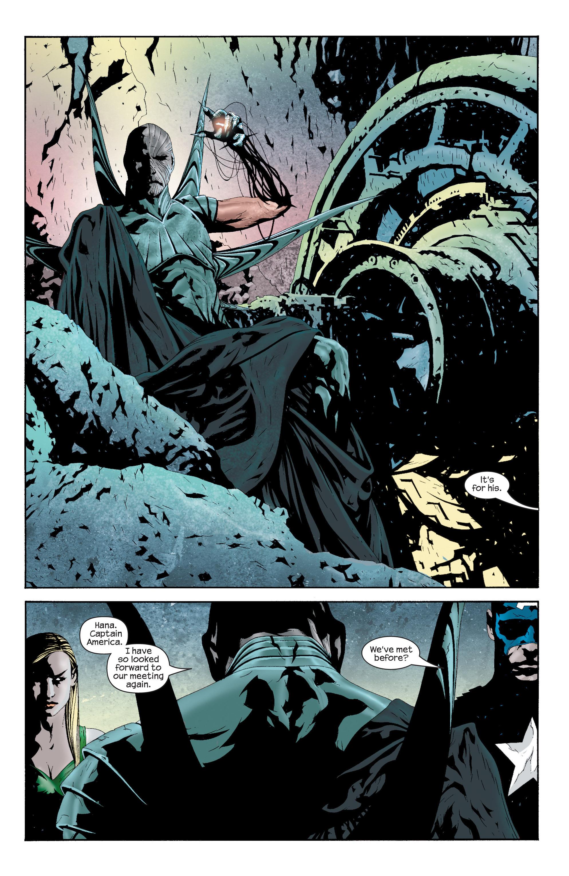 Captain America (2002) Issue #15 #16 - English 7