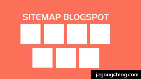 Membuat Halaman Sitemap Seperti Blog Arlina