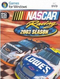 NASCAR Racing 2003 Season - Download Game PC Iso New Free