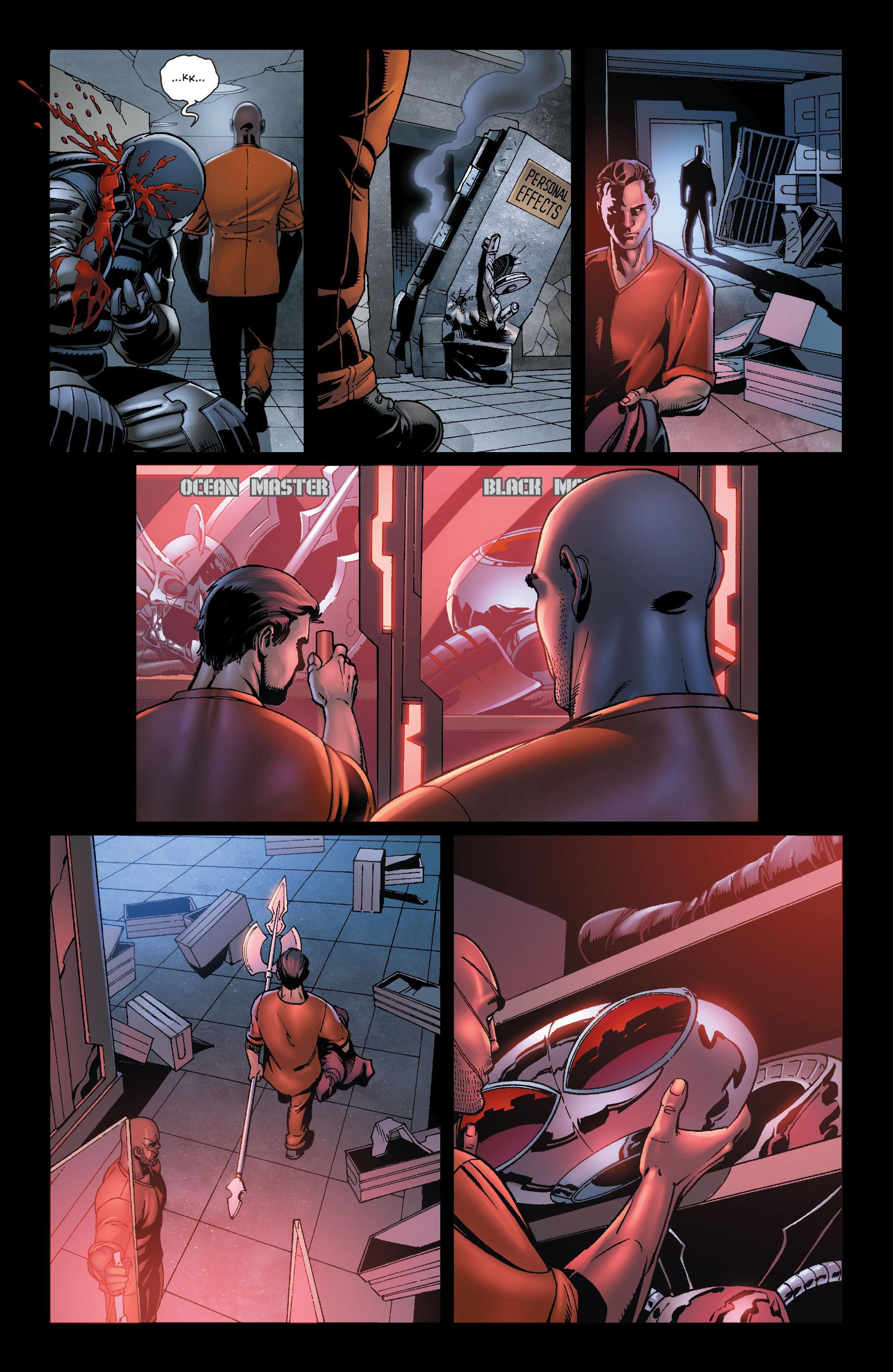 Read online Aquaman (2011) comic -  Issue #23.1 - 9