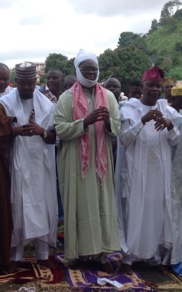 fayose tasbih prayer
