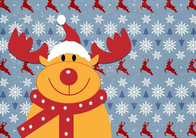 Lista de Natal:  Sugestões de Moldes, Desenhos, Atividades