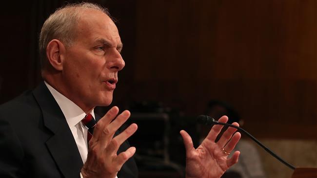 US Homeland Security Secretary John Kelly weighing expanding laptop ban to all international flights