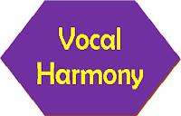 Vocal Harmony logo