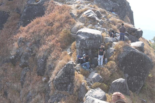 Letak lokasi Gunung Bulusaraung pangkep sulawesi makassar, cerita mistis, cerita rakyat aurah gunung jalur