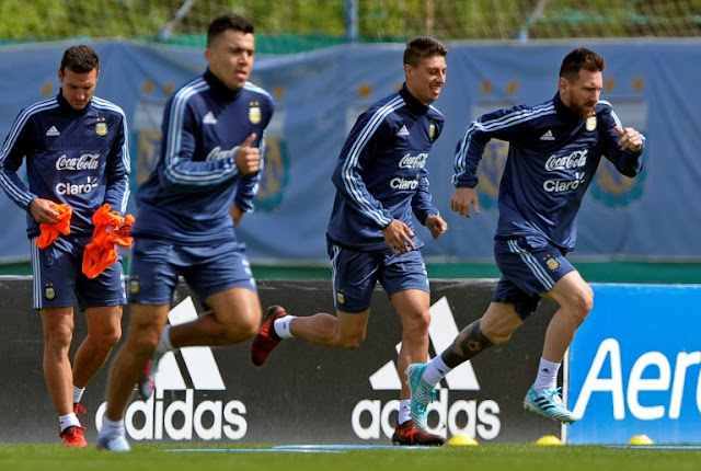 Make or break for Messi and Argentina in World Cup