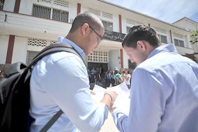 توقعات بوصول نسبة النجاح في البكالوريا ستصل 50 بالمئة في الجزائر