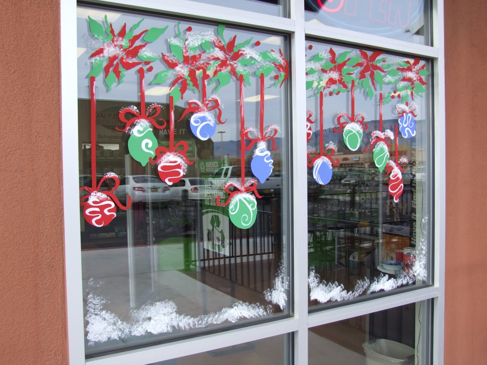 Interstate All Battery Center Holiday Art