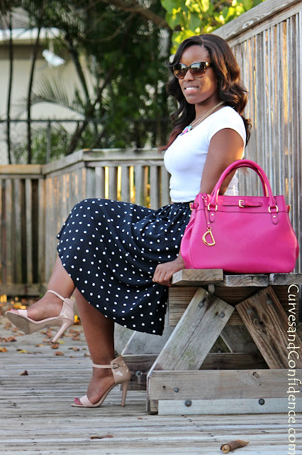 Curves And Confidence A Miami Style Blogger Skirts And