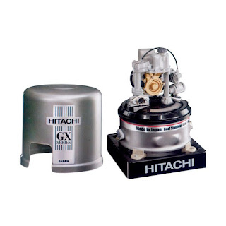Harga Pompa Air Hitachi Terbaru dan Terlengkap 2018