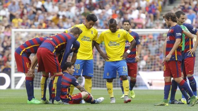 Prediksi Las Palmas vs Barcelona Liga Spanyol