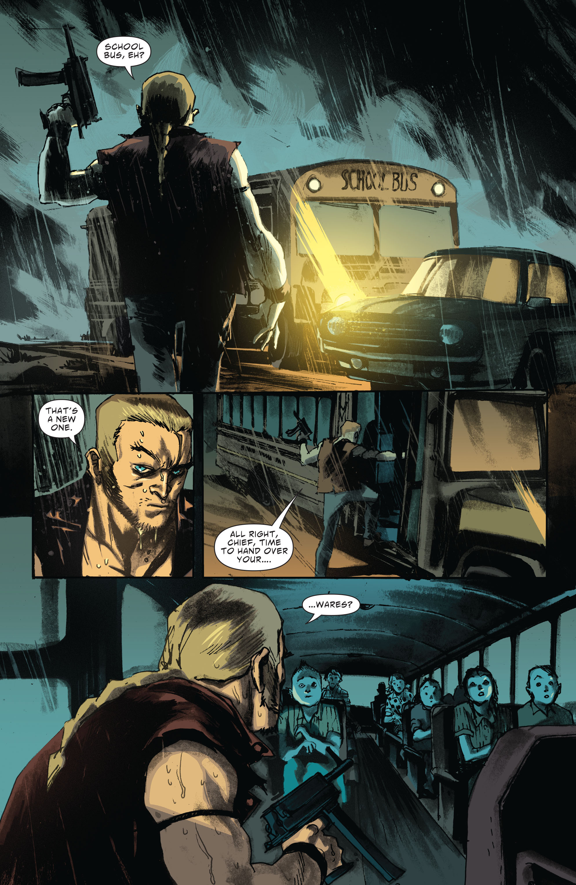 Read online American Vampire: Second Cycle comic -  Issue #1 - 27