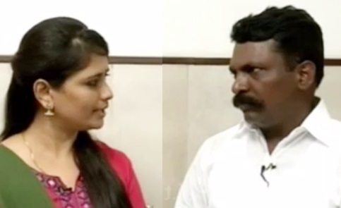 Indru Ivar 07-05-2016 Exclusive Interview with Thirumavalavan (President, VCK)
