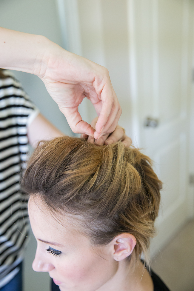 How to Create a Faux Hawk- Long Pixie or Bob Tutorial - ONE