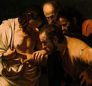Christ with St. Thomas