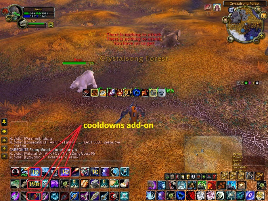 Cooldown Counters Addon 3 3 5 review best to specify your