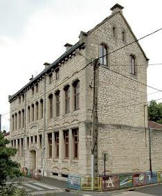 Bâtiment construit par l'architecte DULAC, 1882