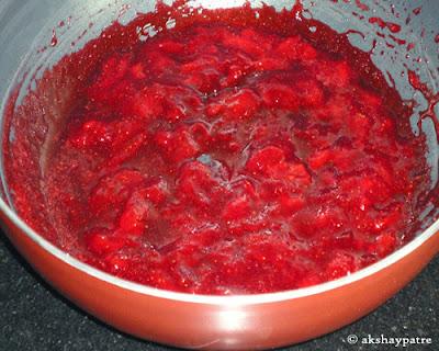 jam thickening