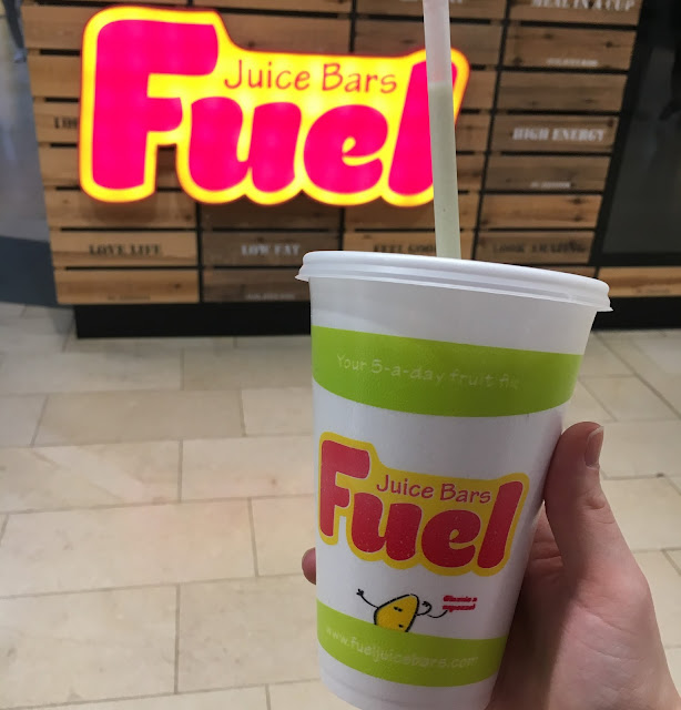 Juice Bars Fuel Highcross Leicester Shopping Centre