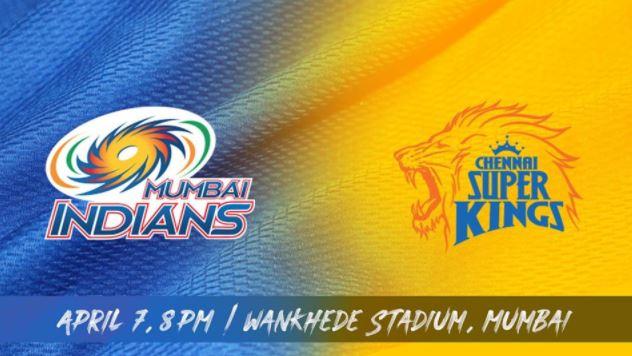 Mumbai Indians vs Chennai Super Kings VIVO IPL 2018