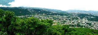 shillong city