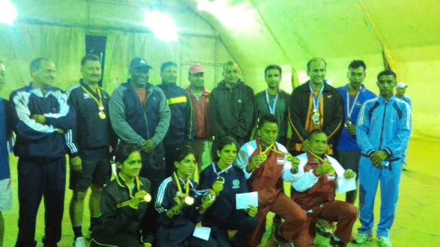 Konga XX-M Juara 1 Kompetisi Bulutangkis Antar Kontingen Misi PBB di Kongo