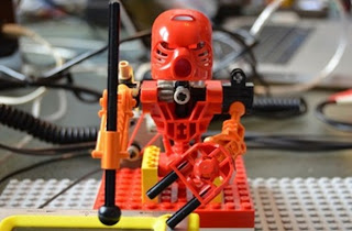 World's First Robotic LEGO