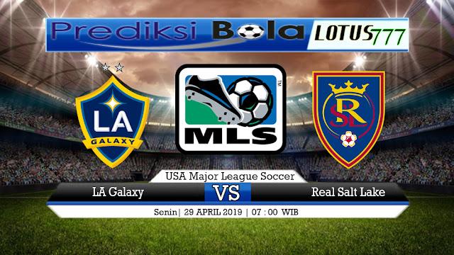 PREDIKSI LA Galaxy vs Real Salt Lake 29 APRIL 2019