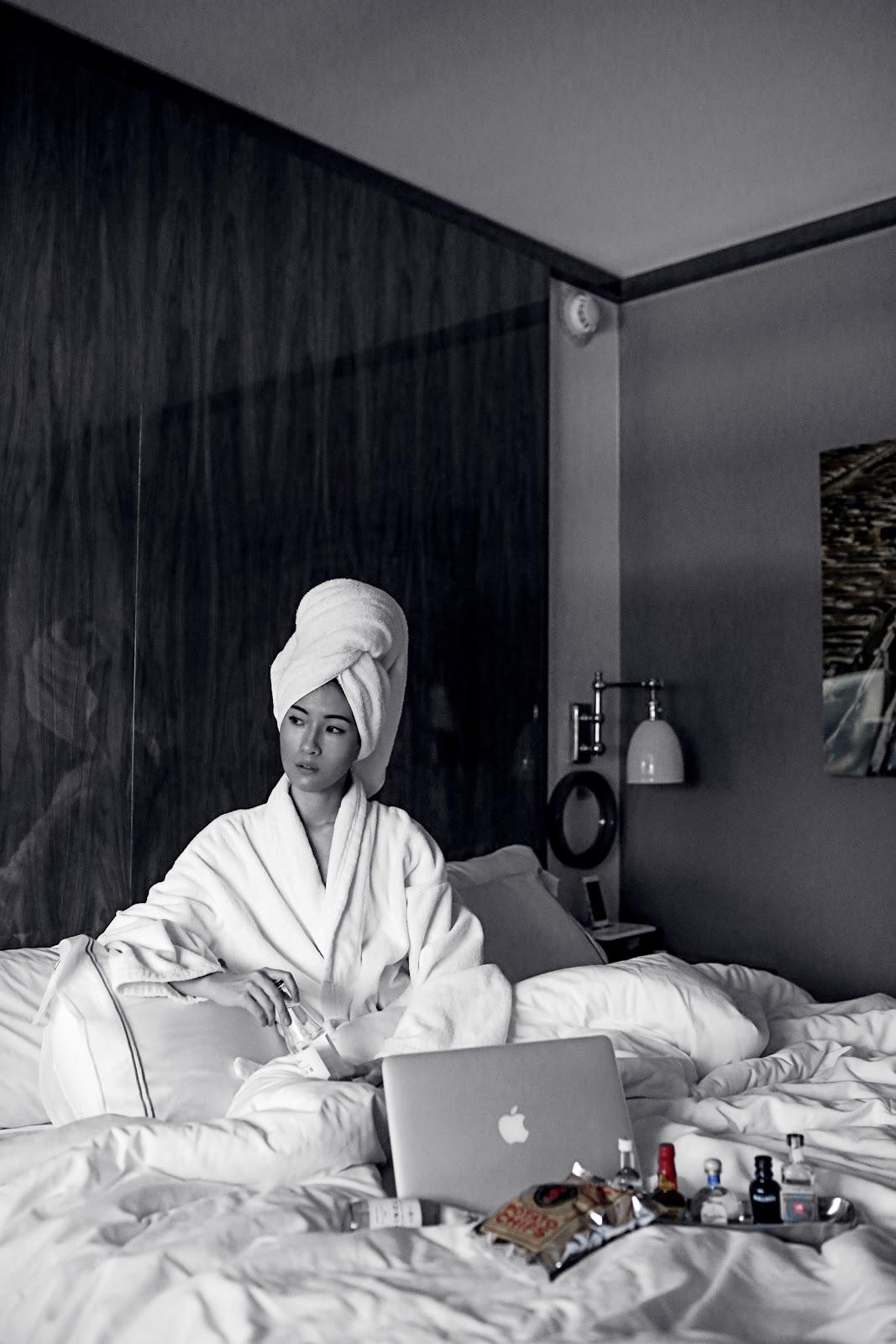 von vogue hotel hugo bedtime story