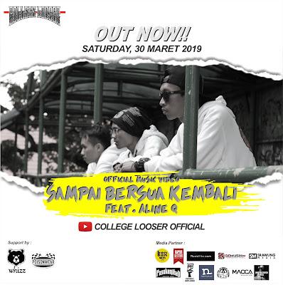 MV Baru Dari Band Asal Lombok 'College Looser' Resmi di Rilis!