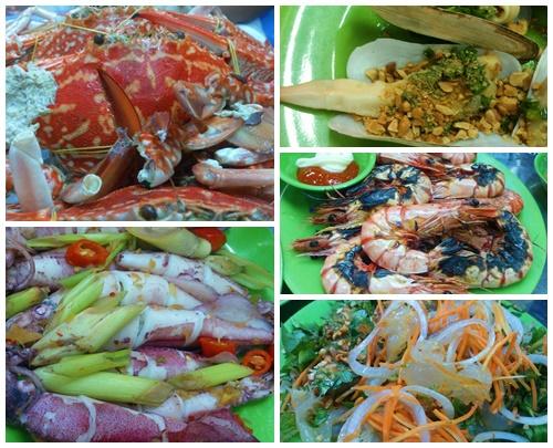 Ăn uống Nha Trang