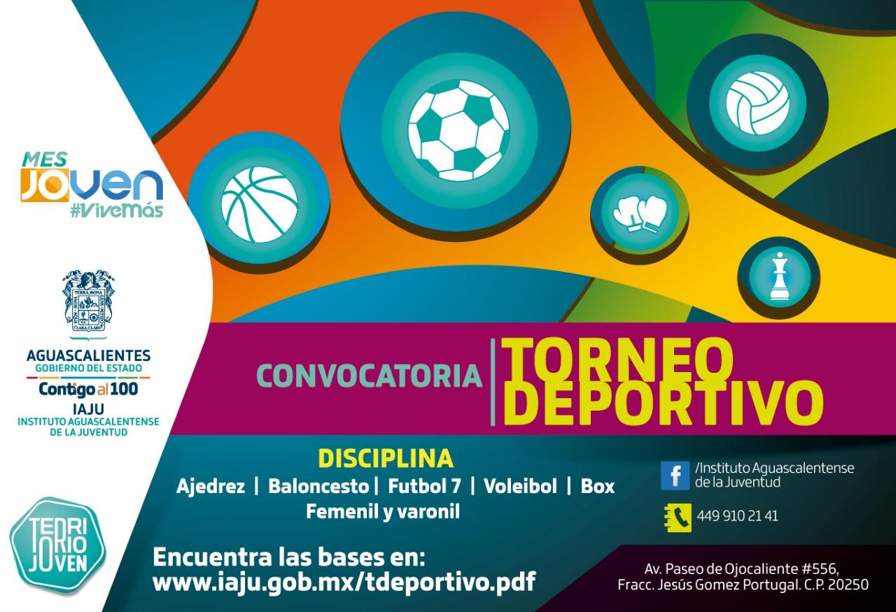 Invitan A Los Juegos Deportivos Estatales De La Juventud En