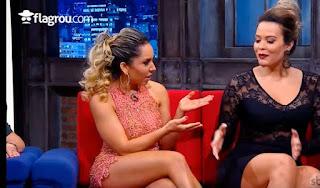 Geyse Arruda e Mulher Melão