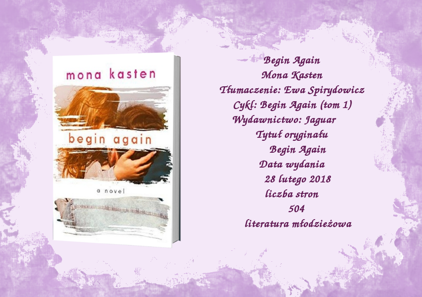 Begin again Mona Kasten