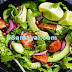 பச்சை சேலட் செய்முறை / Green Salad Recipe !