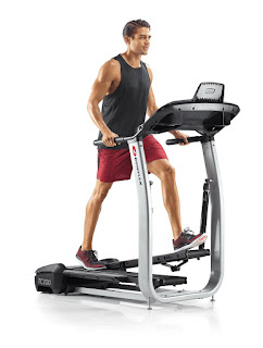 Bowflex TreadClimber TC100, image, review features & specifications plus compare with TC200