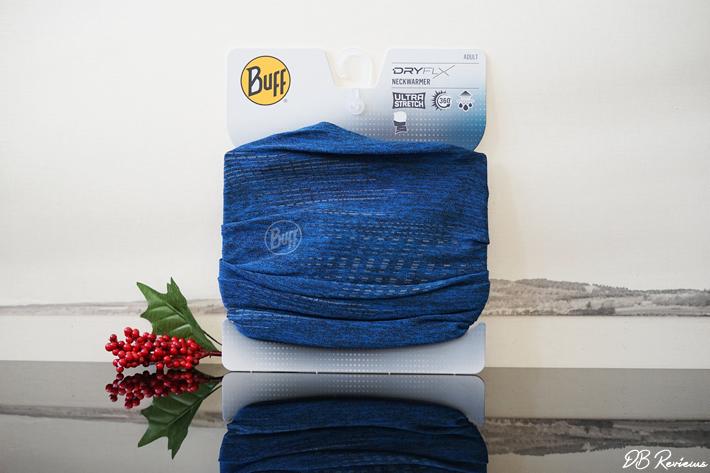 Buff R-Blue Dryflx Neck warmer