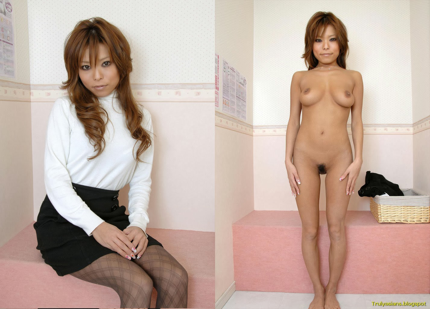 Korean cute girl undress foreplay and sex 1 9
