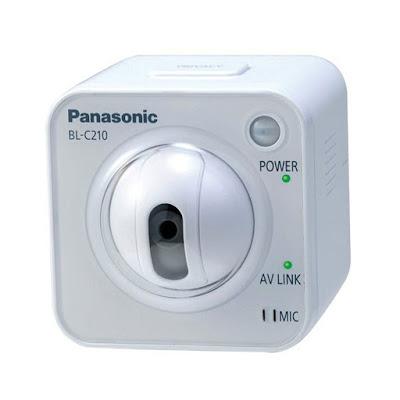 Panasonic BL-C210CE Firmware Download