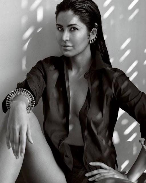 Katrina Kaif Vogue Magazine Hot Photoshoot Pics 2017