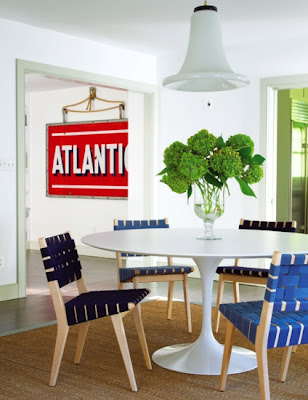 Amagansett Modern Interior Design via Belle Vivir Blog
