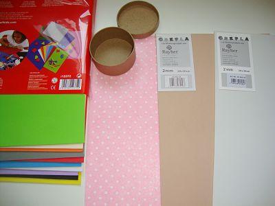 estos son los productos que elegi desde la tienda de manualidades creavea