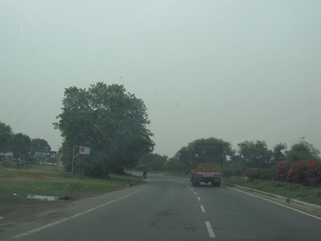 way to agra