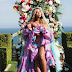 Photo: Beyonce Pictured Cuddling Her Lovely Twins As They Make Their Public Debut