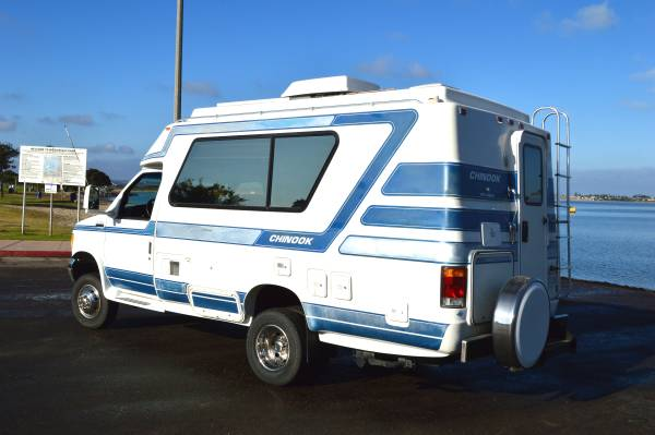 Used RVs Chinook 4x4 Motorhome for Sale For Sale by Owner