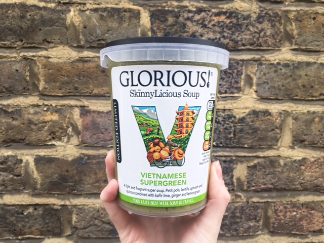 glorious skinnylicious soup