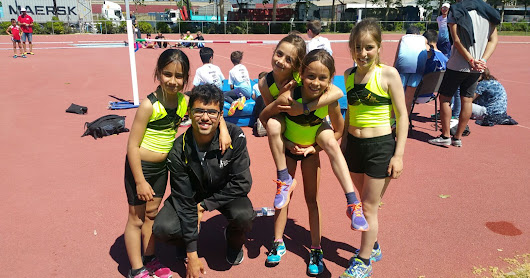 Clasificatoris Final Nacional d'atletisme Escolar 2017