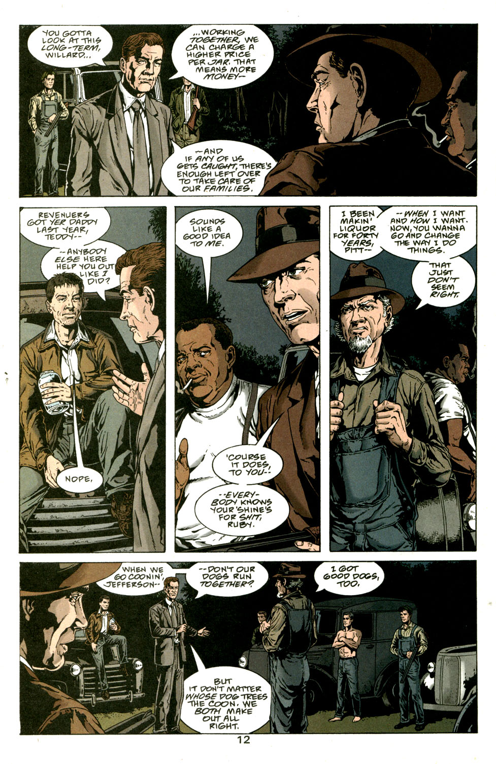 Read online American Century comic -  Issue #10 - 12
