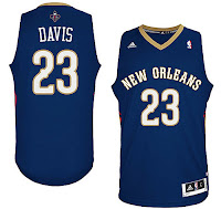 New Orleans Pelicans Away Jersey